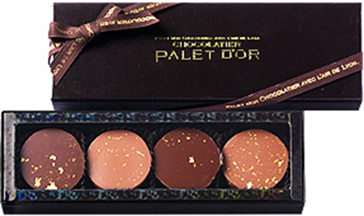 CHOCOLATIER PALET D'OR