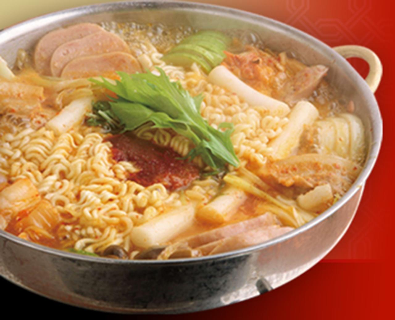 韓式食堂市場