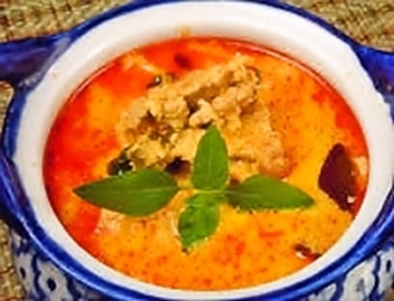 タイ王国料理 クンメー1