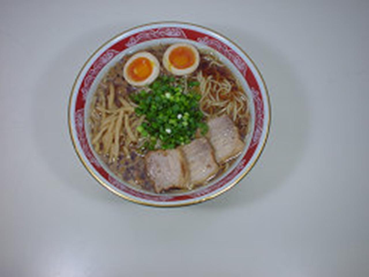 尾道ラーメン麺一筋