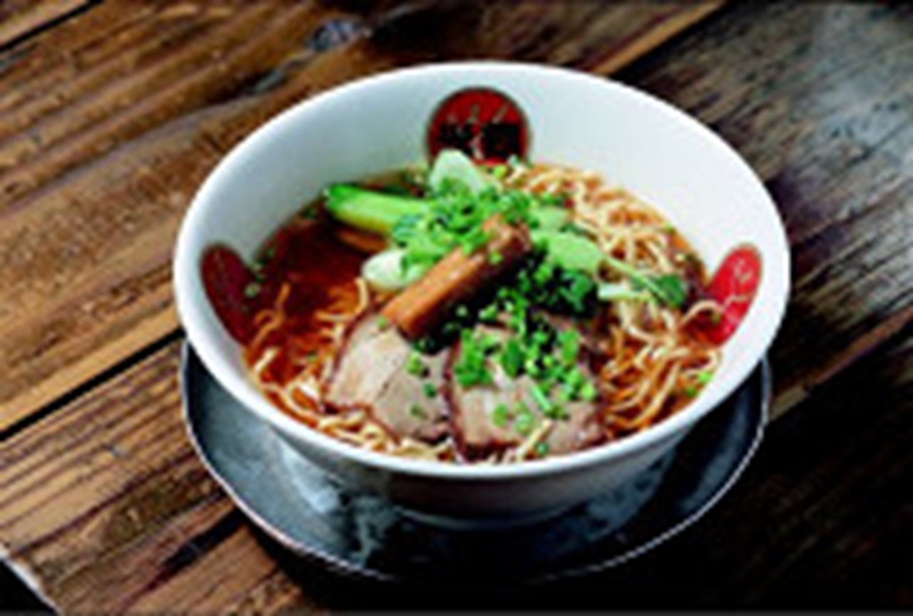 本格中華麺店光麺