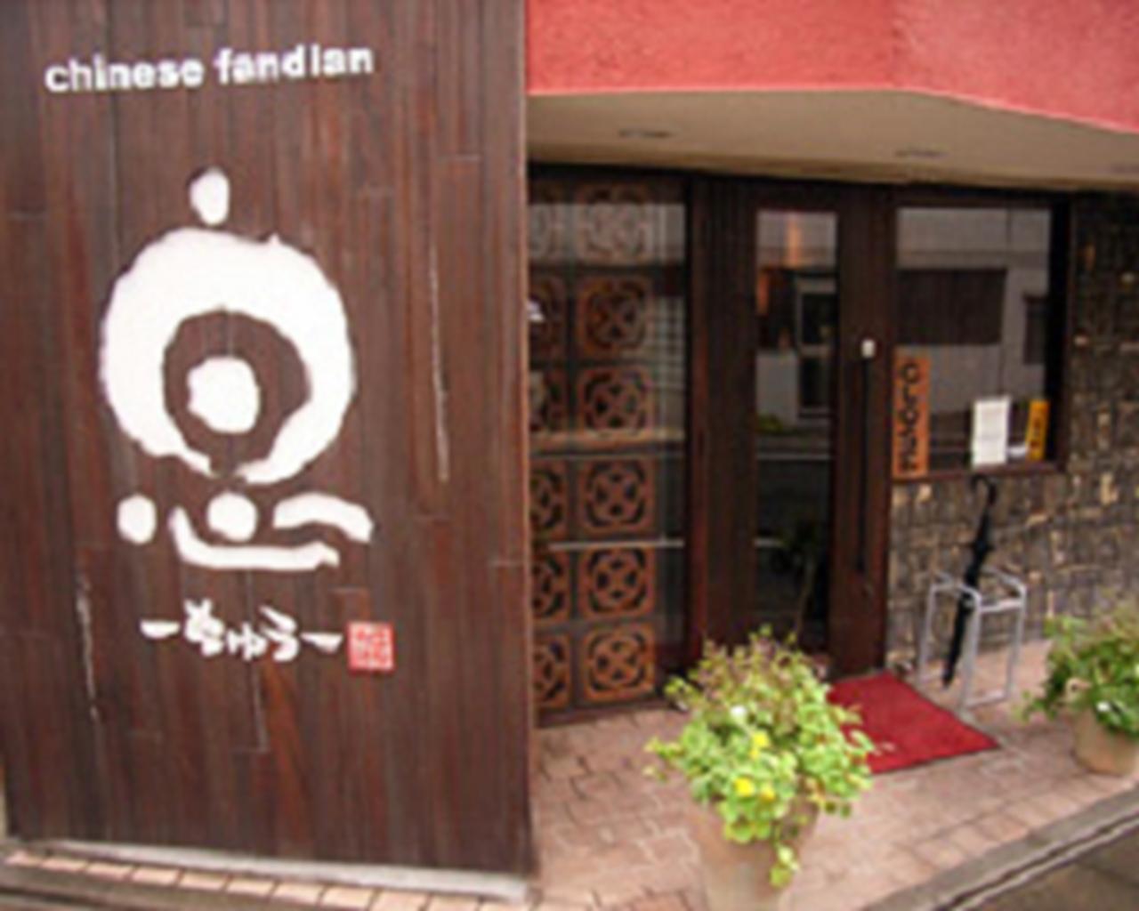chinese fandian忠