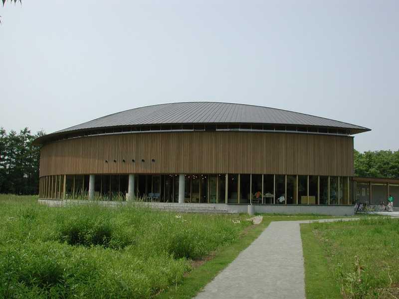 野幌森林公園自然ふれあい交流館