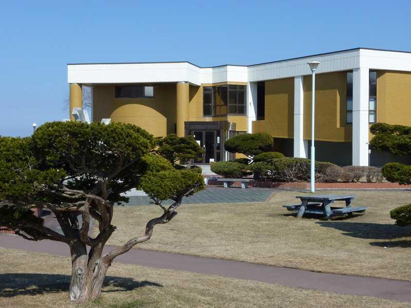 広尾町海洋博物館広尾町郷土文化保存伝習館