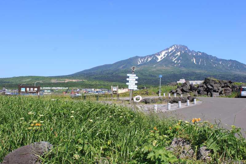 沓形岬公園