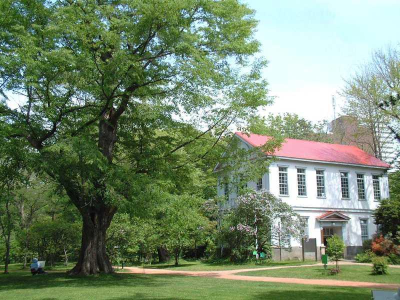 北海道大学北方生物圏フィールド科学センター植物園
