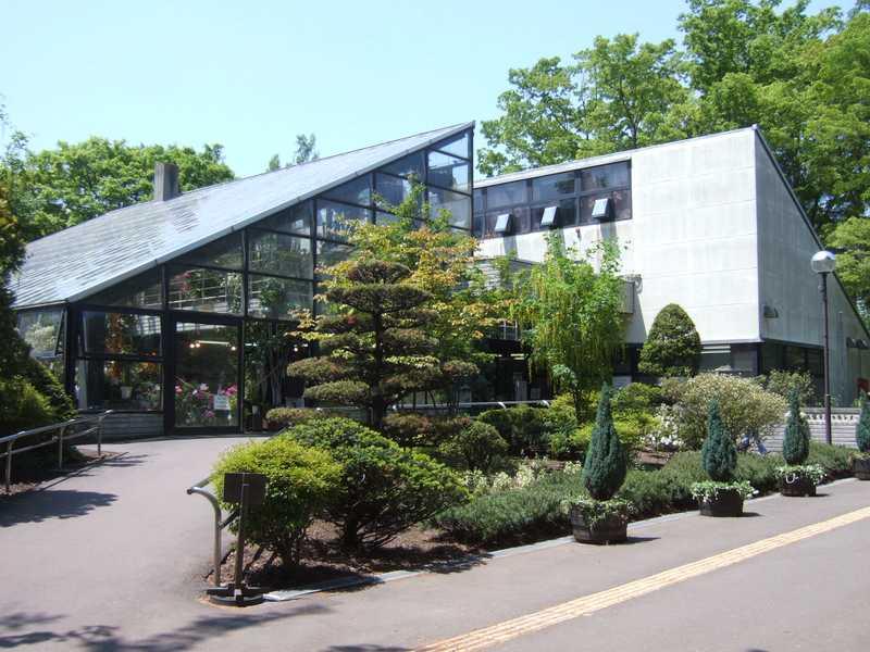 札幌市緑化植物園豊平公園緑のセンター