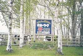 レークランドファーム久保牧場