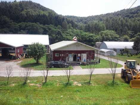 エバーオンワード対馬牧場の画像 エバーオンワード対馬牧場(旭川・上川/牧場・農園・果樹園)の施設