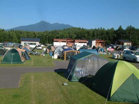 北海道 清里オートキャンプ場 の写真g26359