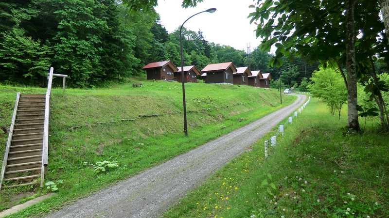 21世紀の森キャンプ場