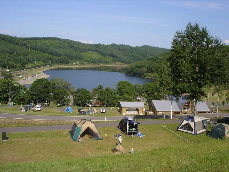 絵本の里家族旅行村キャンプ場