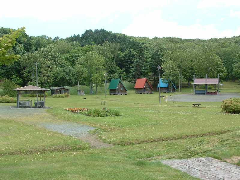 ふるさとの森森林公園キャンプ場