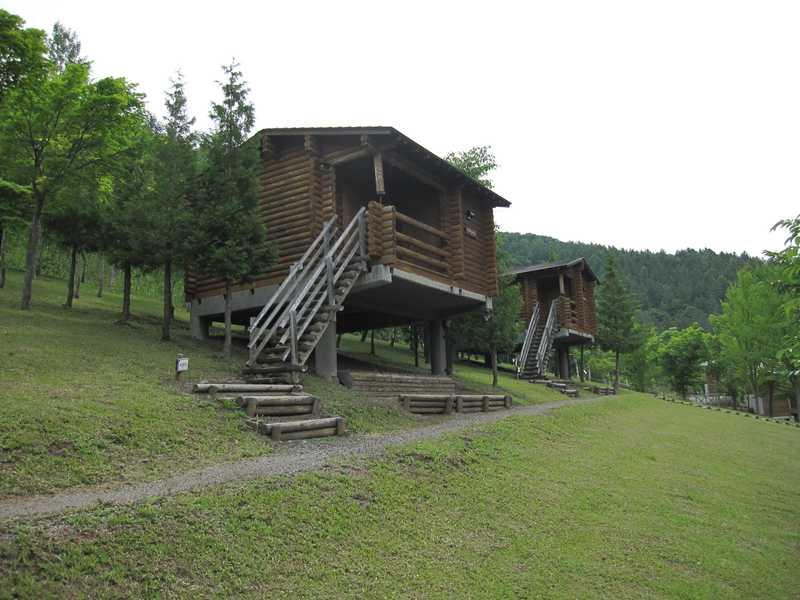 北見市富里湖森林公園キャンプ場