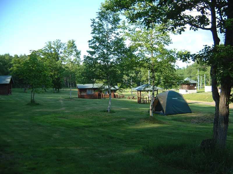 ふるさとの丘リンリン公園キャンプ場