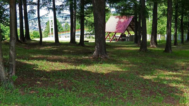 三笠山自然公園キャンプ場
