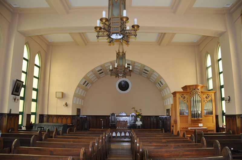 日本キリスト教団函館教会