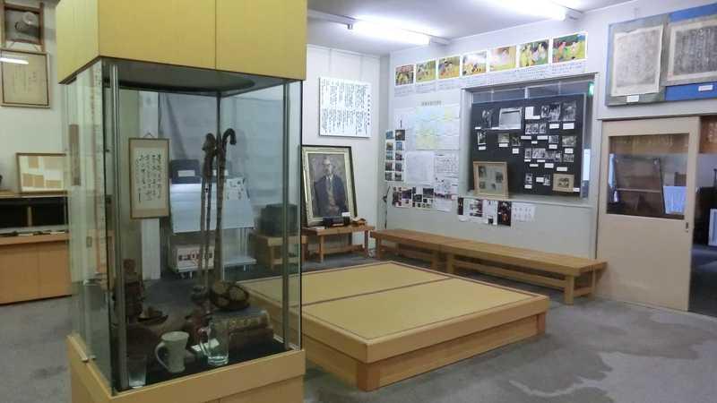 秋田雨雀記念館