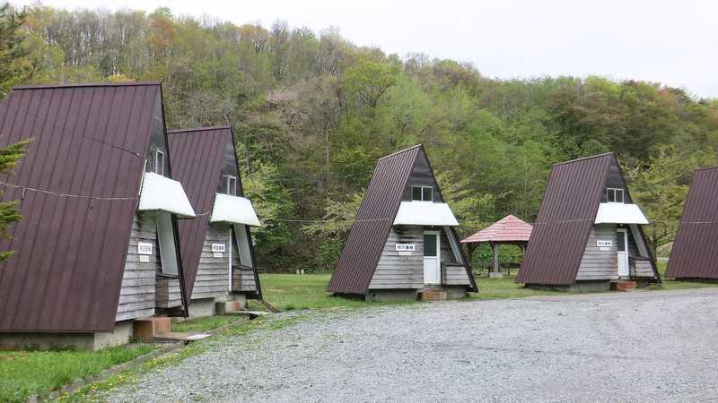 むつ矢立温泉キャンプ場