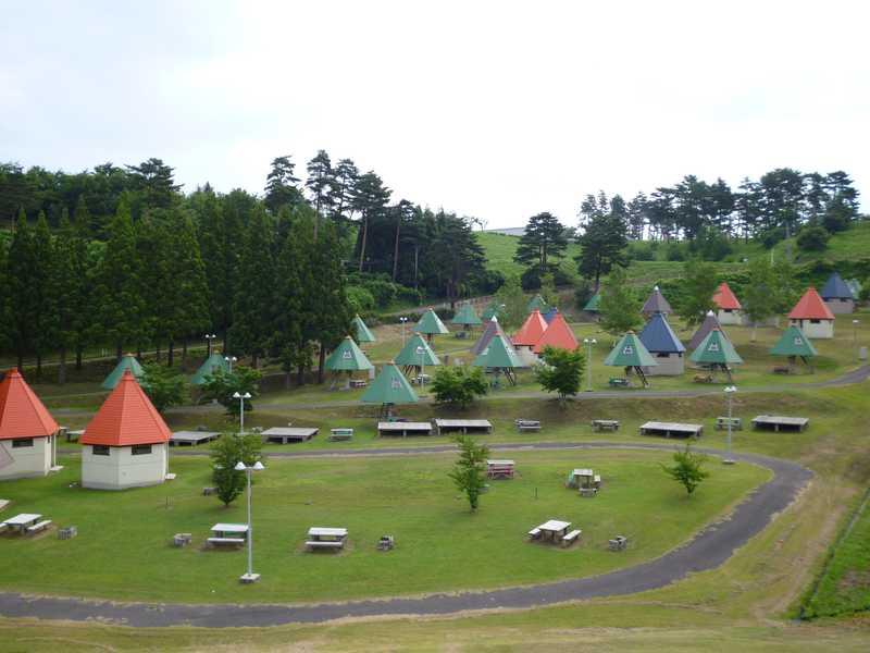 名川チェリリン村オートキャンプ場
