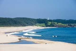 名勝県立自然公園種差海岸