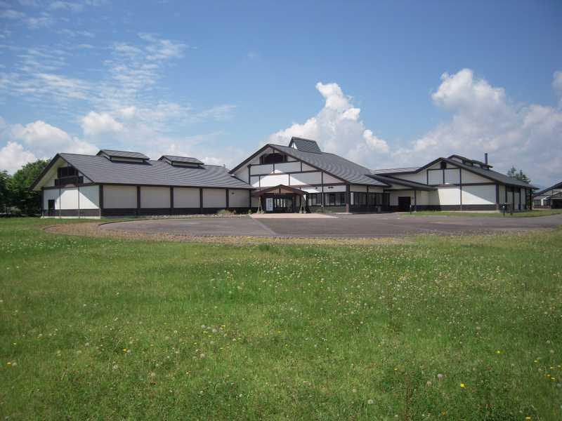 岩手県立農業ふれあい公園農業科学博物館