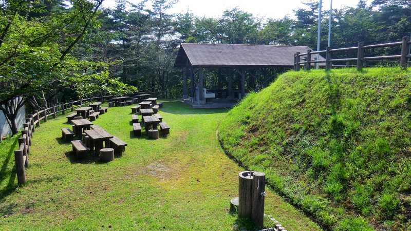 花泉運動公園キャンプ場