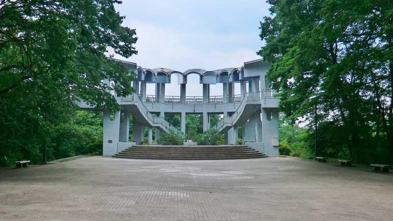 愛宕山記念公園