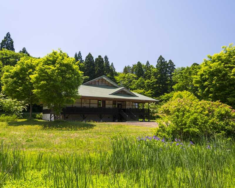 秋田県環境と文化の村