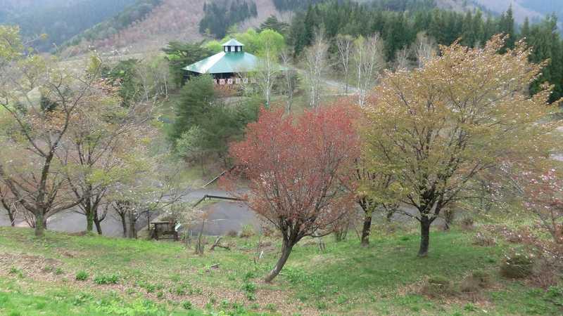 潟前山森林公園