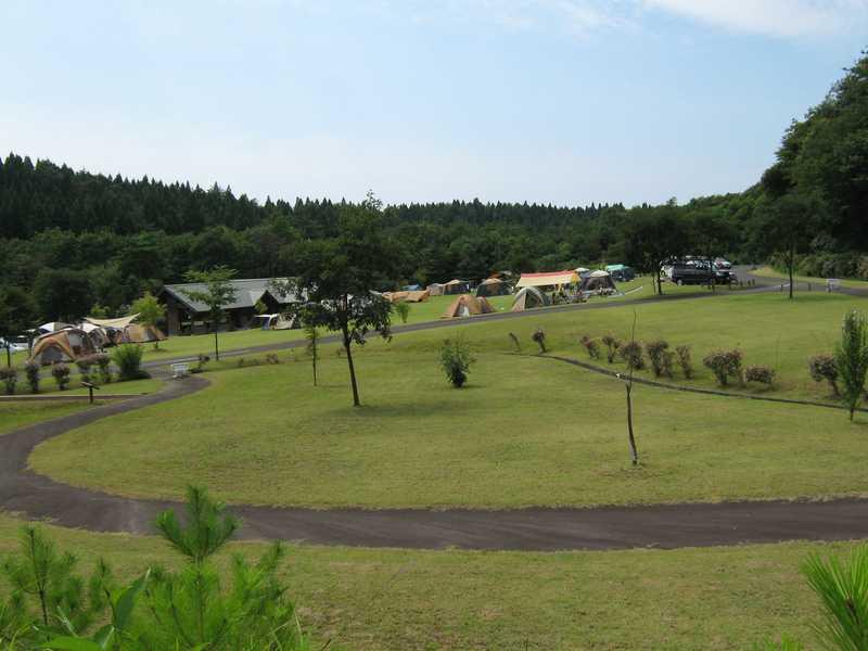 県立中央公園ファミリーキャンプ場