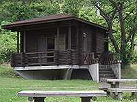 ホテルきららか野営場の画像