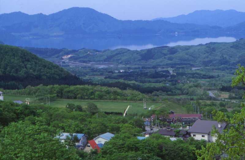 水沢温泉郷