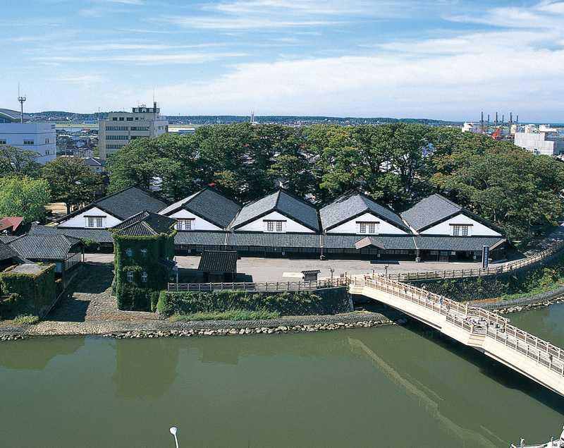 庄内米歴史資料館