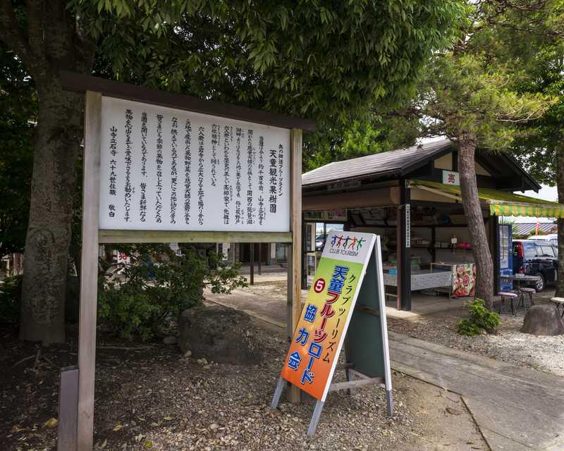 元祖天童観光果樹園