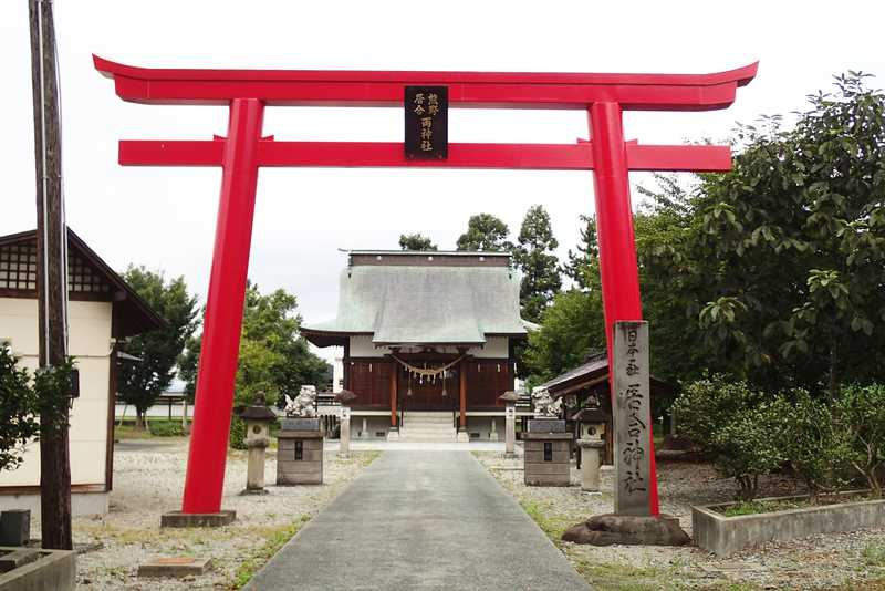 林崎居合神社