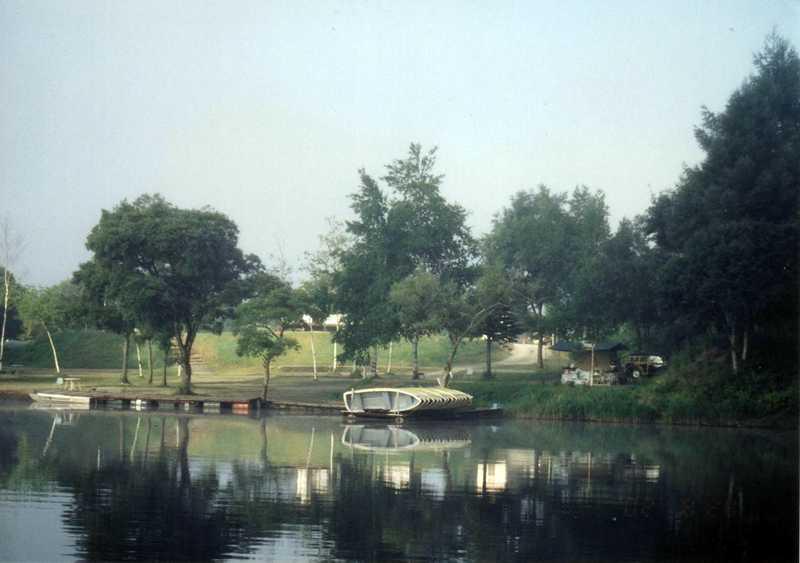 曽原湖オートキャンプ場
