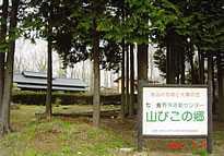 城里町総合野外活動センター「山びこの郷」