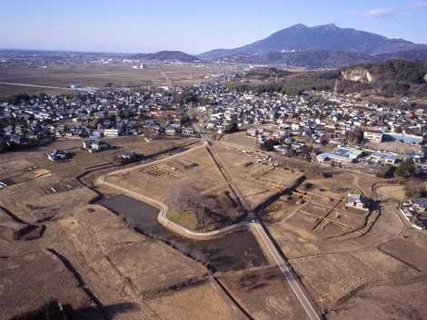 小田城跡の施設情報
