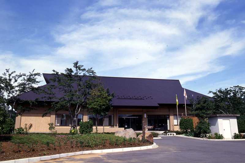 栃木県立なす風土記の丘資料館