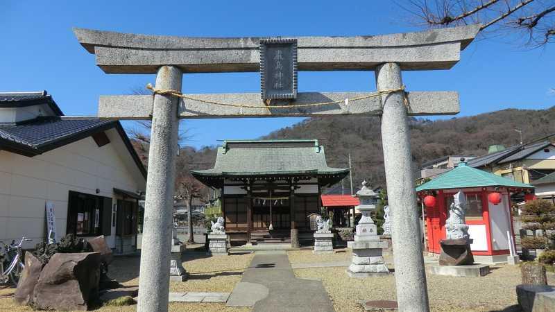 本城厳島神社