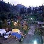 あづま森林公園キャンプ場