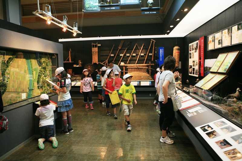 八千代市立郷土博物館
