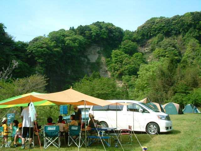オートキャンプ・フルーツ村
