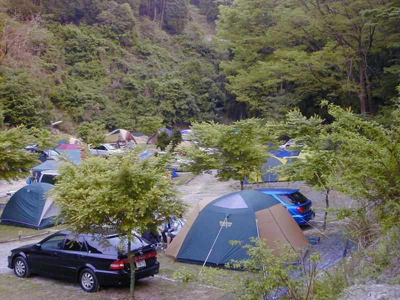 亀山湖オートキャンプ場の画像