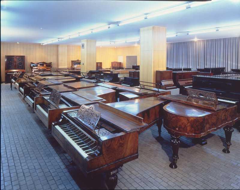 武蔵野音楽大学楽器博物館