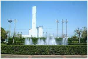 晴海ふ頭公園の画像