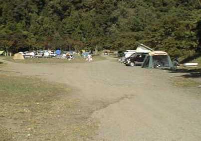 緑の休暇村青根キャンプ場