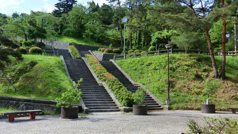 新潟市秋葉公園