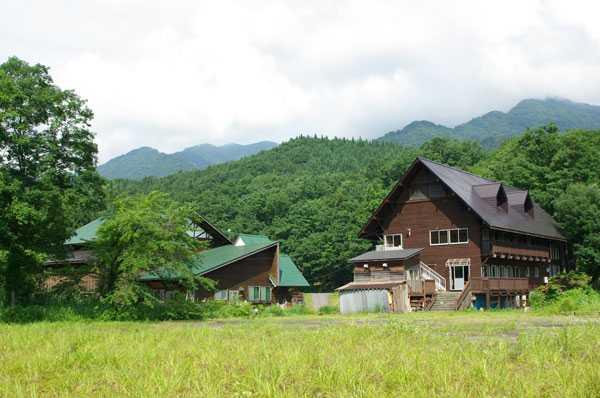 中ノ沢渓谷森林公園